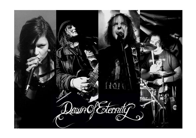 """Dawn Of Eternity: """"Guilty Deluxe"""" -If you like your music to be heavy and atmospheric!"""