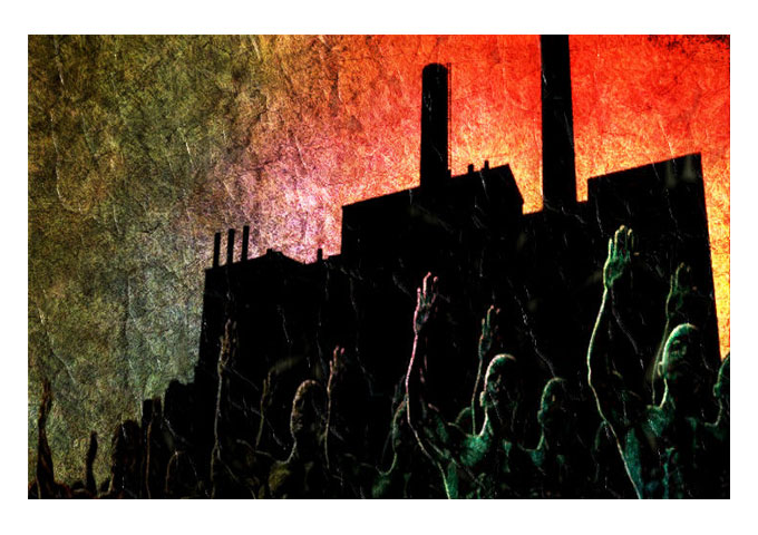 """Death Industry: """"Romancing The Dead"""" – A sweeping epic of high-tech industrial madness"""
