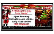 'The Magic of Christmas' Santa's FREE Gift!