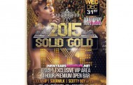 Solid Gold NYE 2015 at Playhouse Hollywood