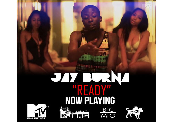 "Jay Burna: ""READY""- When lyricism and high-end production collide flawlessly!"