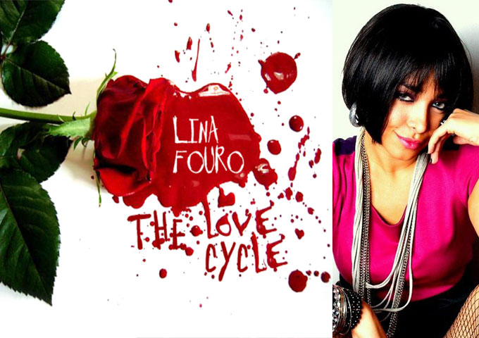 """Lina Fouro (L4O): """"The Love Cycle"""" manages to offer the pure candy electro-pop listeners yearn for!"""