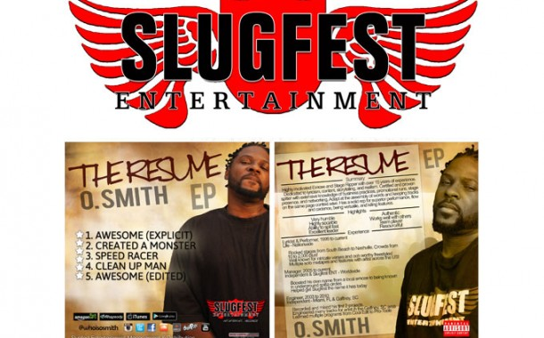 """O. Smith: """"The Resume EP"""" – well produced, well written, and addictive!"""