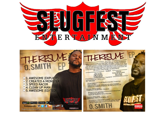 "O. Smith: ""The Resume EP"" – well produced, well written, and addictive!"