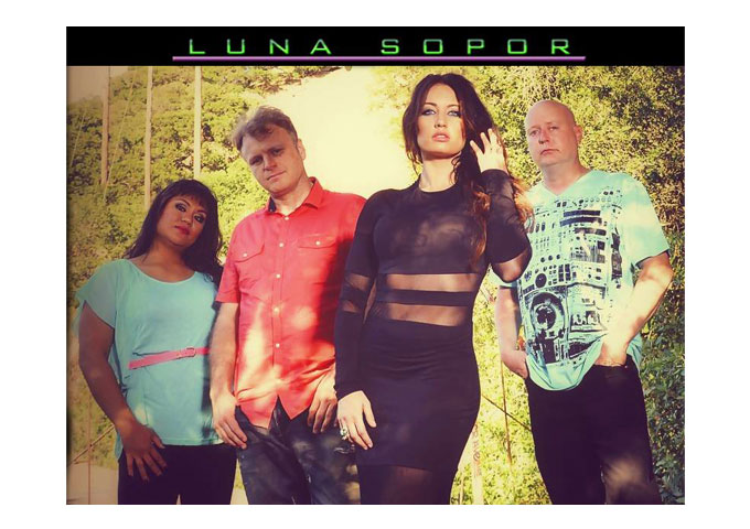 Luna Sopor: 'Cobalt' -a delicious blend of polished punk and guitar-roaring alternative rock!