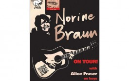 The Norine Braun Chronicles: Journal of a Grassroots Musician – Released
