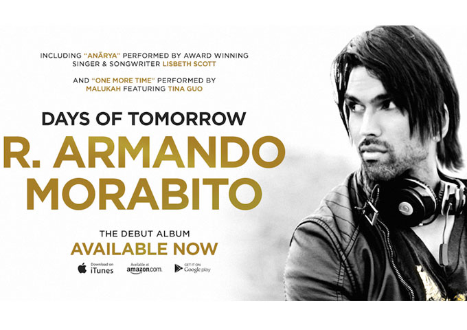 "R. Armando Morabito: ""Days of Tomorrow"" – mood changing pieces of ambient art and soaring cinema-like soundscapes"