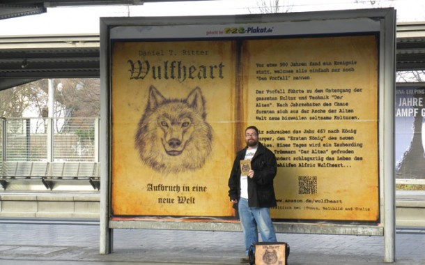 """Daniel T. Ritter: """"Wulfheart"""" – somewhere between a classical recital and a movie soundtrack"""