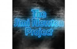 "The Jimi Newton Project: ""3.0: Uptown Funk"" – a brand of driving funk with sweet melodies and stellar vocals"