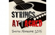 "Singer-songwriter Justin Magnaye: ""Strings Attached"" – not just an EP, but moods and emotions"