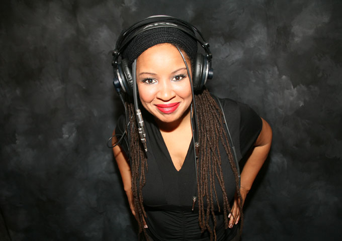 """""""OUTFLOW"""" – Sharon Musgrave brings a fusion of soul and jazzy funk"""