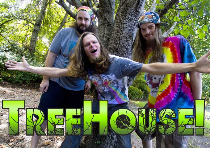 "Reggae Jam Rock trio, TreeHouse!  – The ""LIFTED"" Interview…"