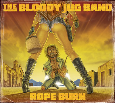 The Rope Burn album cover