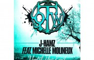 "J-Hamz feat. Michelle Molineux – ""Until The End"" – a Beatport Progressive House featured track!"