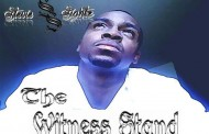 """The Witness Stand"" – Stevie Sightz' unique flow and faith comes across with fire and vigor!"