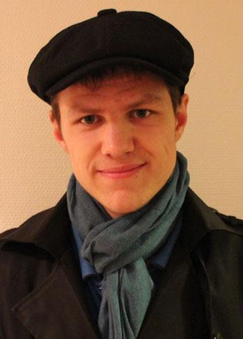 Fredrik Espedal aka Bass Extractor
