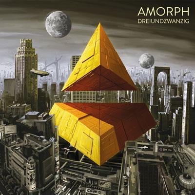 amorph-400