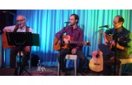 "The Beatles Acoustic Trio: ""Come Together"" – a creative blending of harmonies and 3 acoustic guitars"