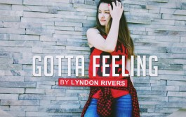 "Nika Nova ""Gotta Feeling"" by Lyndon Rivers – a great combination yet again!"