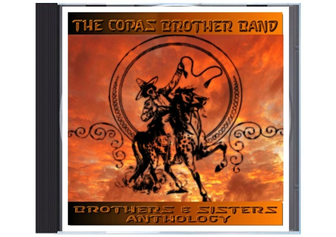 "The Copas Brothers: ""Towboat Song"" – a blend of country, bluegrass and blues within a Southern rock context"