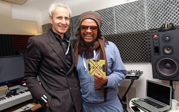 David Sinclair & Maxi Priest - ©Marilyn Kingwill