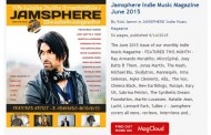 Jamsphere Indie Music Magazine June 2015
