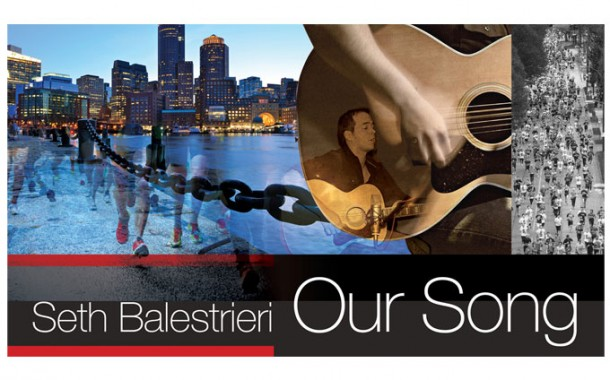 """Seth Balestrieri to officially release """"Our Song (Boston Strong)"""" on July 15th"""