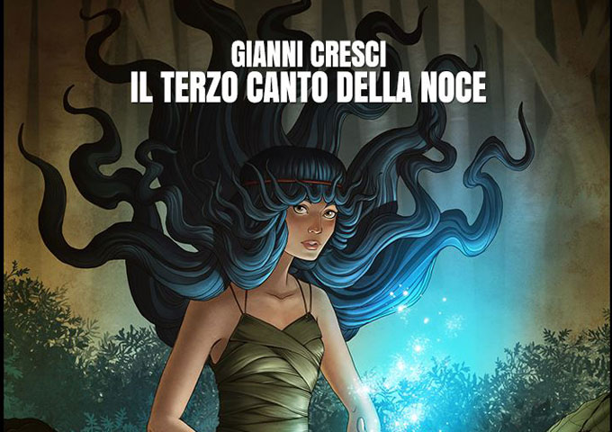 """Gianni Cresci: """"Il terzo canto della noce"""" – a fairytale propelled by the sheer indulging beauty of the music,"""