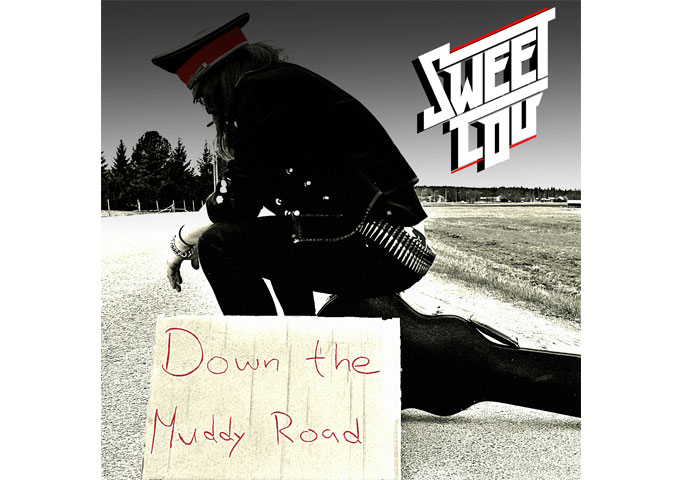 """Sweet Lou: """"Down The Muddy Road"""" delivers a driving, thumping rhythm section!"""