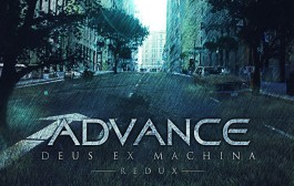 "Advance: ""Deus Ex Machina [Redux]"" – Tom Perrett pushes the boundaries of EBM and synth-pop!"
