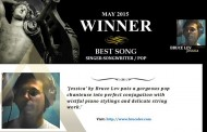 """Bruce Lev: """"Jessica"""" featuring Juice Lucafo – stylistically its appeal is almost for everybody!"""