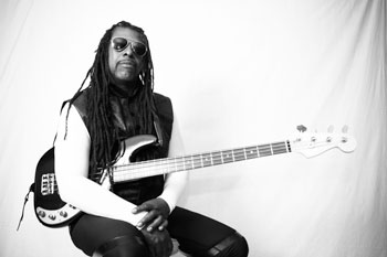 Bass Player - Bobby Hackney
