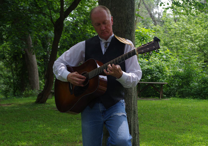 Americana-Folk singer-songwriter Douglas Haines, has brought the power of the song back!
