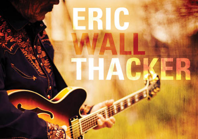 """Eric Wall Thacker: """"When You See Gabriel"""" – The songs are heartfelt, honest, and raw."""