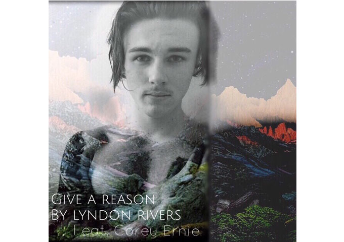 """Give A Reason"" by Lyndon Rivers featuring Corey Ernie – a return to that classic electro-synth roots feel!"