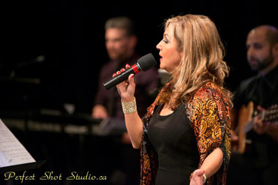 Shakila in  concert
