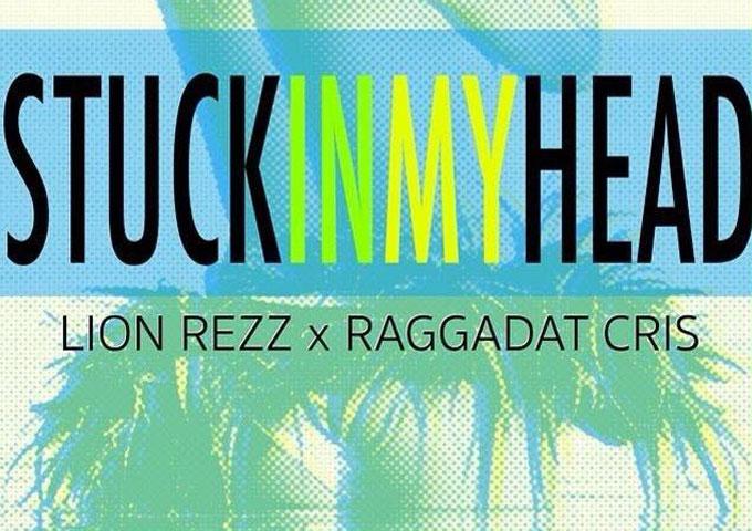 "Lion Rezz: ""Stuck In My Head"" ft Raggadat Cris is an irresistible reggae jam tune!"