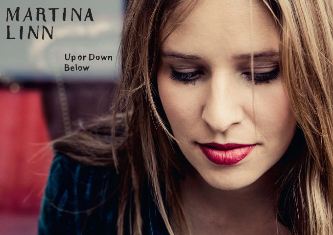 "Martina Linn: ""Up or Down Below"" – soothing, simple and gorgeous!"