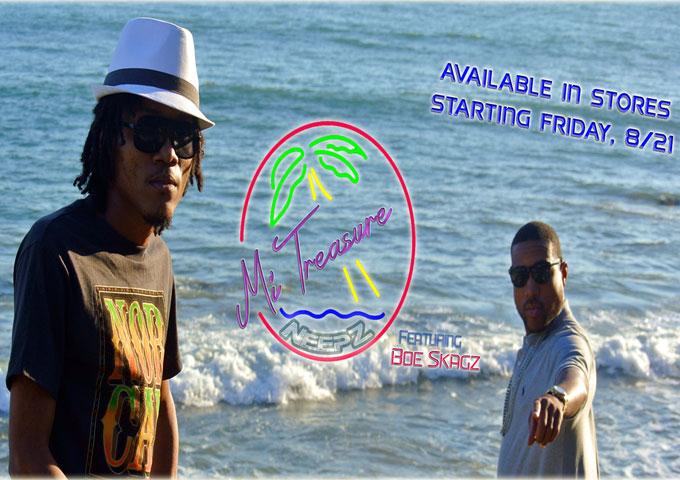 """1440 Entertainment Releases """"Mi Treasure"""" Single by Trinidad & Tobago Artist, NeepZ"""
