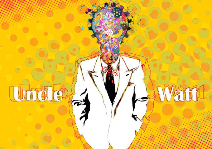 UNCLE WATT: Watt's Happening! Every song is a guitar or keyboard swirled dream!