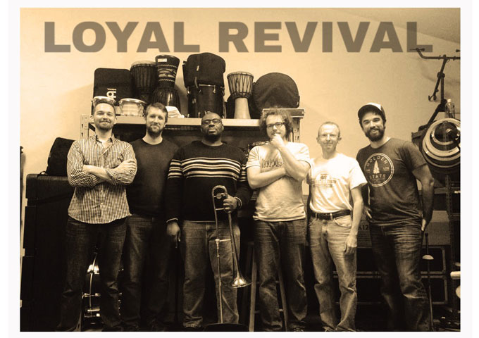 """Loyal Revival: """"I Am a Seed"""" is a stream of lush, jangly folk pop, edged with a touch of baroque and indie-rock"""