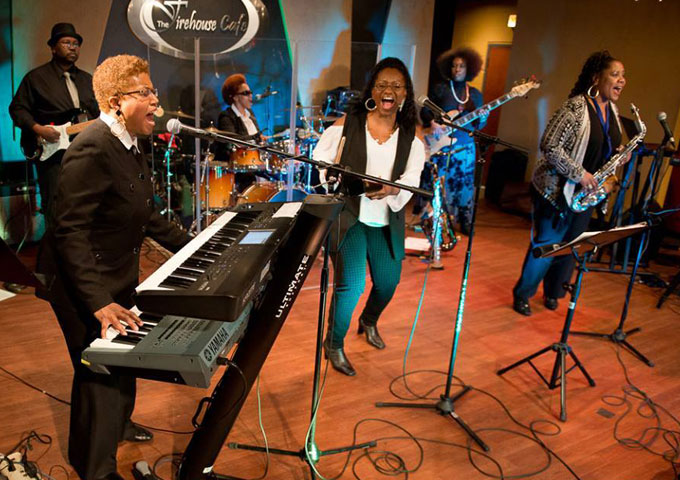 Pristine Raeign is the premier Tri-State purveyors of Soul, Funk, R&B, Motown and the Philly Sound