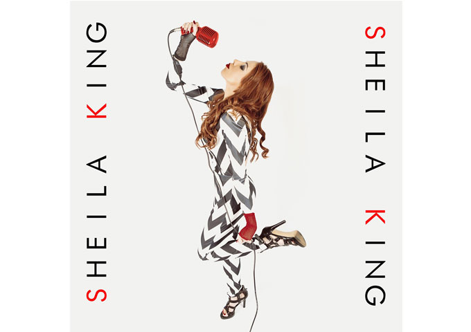 "Sheila King: ""Dejate Llevar"" – This rapturous, melodic and sexy track, hits the taste buds with a loud bang!"
