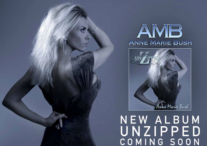 "Anne Marie Bush: ""UnZipped RnB"" – a very cohesive, high-caliber project!"