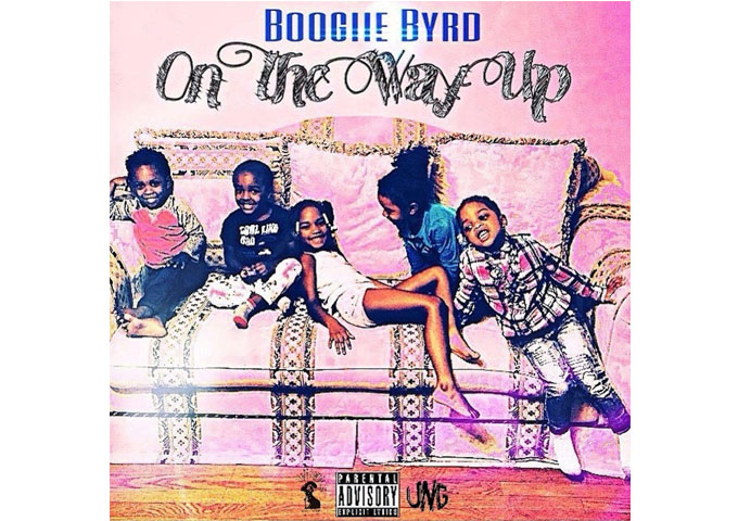 "Boogiie Byrd Set to Release New Mixtape ""On The Way Up"""