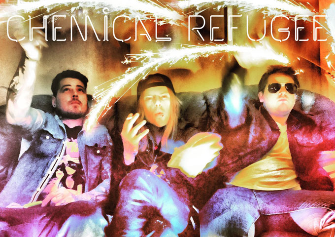 """Chemical Refugee: """"Therapy Song"""" – a thought provoking, psychedelic head trip!"""