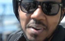 Jae Mottie – one-half of Jacksonville, Florida based hip-hop group N.E.S.
