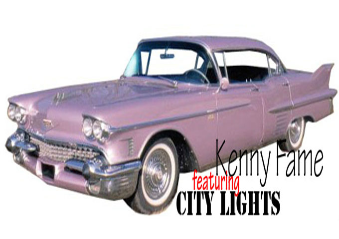 """Kenny Fame: """"City Lights"""" – grab your jeans and T-shirt, check your hair and get ready to rock n' roll!"""