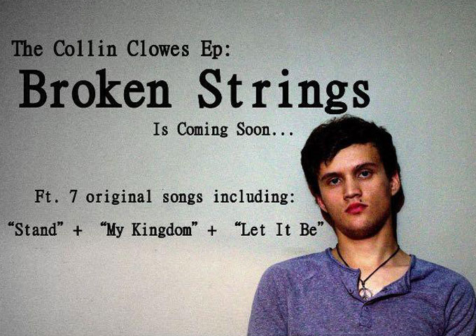 "Collin Clowes: ""Stand""- the bare bones instrumentation and singing help set the expressive tone of the song"