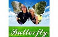 """Franki Dennull: """"Butterfly"""" – Out on Shine On Records!"""